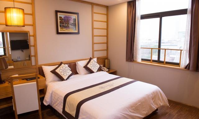 Phòng Standard Khách sạn Sinh Plaza Hotel đã bao gồm ăn sáng cho 2 người - 4