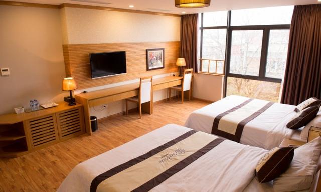 Phòng Standard Khách sạn Sinh Plaza Hotel đã bao gồm ăn sáng cho 2 người - 8
