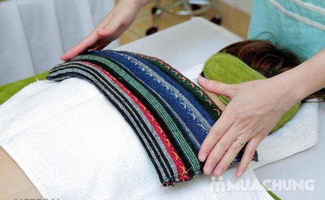 60 phút Massage cổ vai gáy, đả thông kinh lạc-Tặng 1 buổi Massage chân & đá muối - Golden Moon Spa - 22