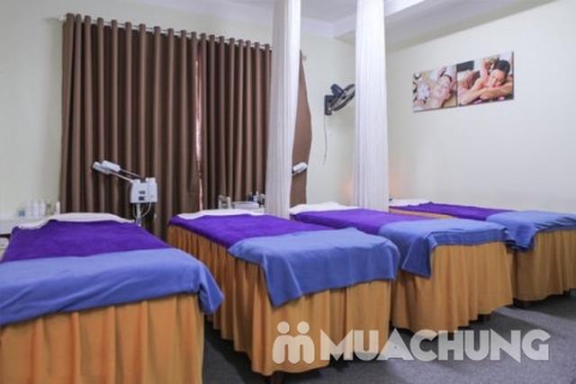 Foot Massage kết hợp chườm ngải cứu và bấm huyệt tại Viện Sức khỏe Nghề nghiệp và Môi trường - 5