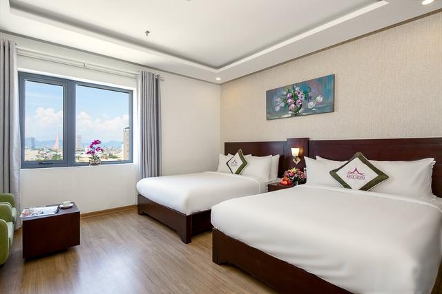 Aria Hotel 3,5* Đà Nẵng - 2 phút đi bộ đến biển Mỹ Khê - 11