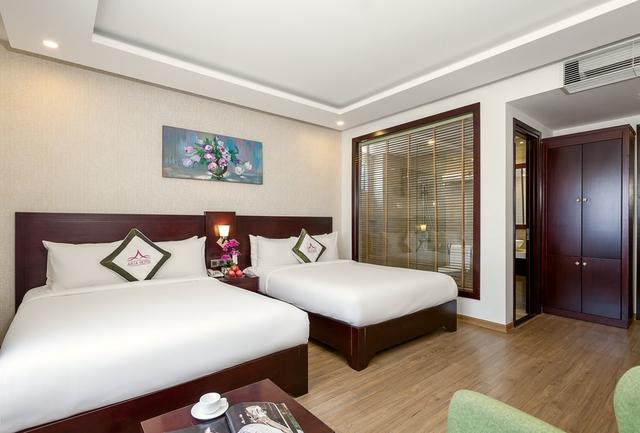 Aria Hotel 3,5* Đà Nẵng - 2 phút đi bộ đến biển Mỹ Khê - 12