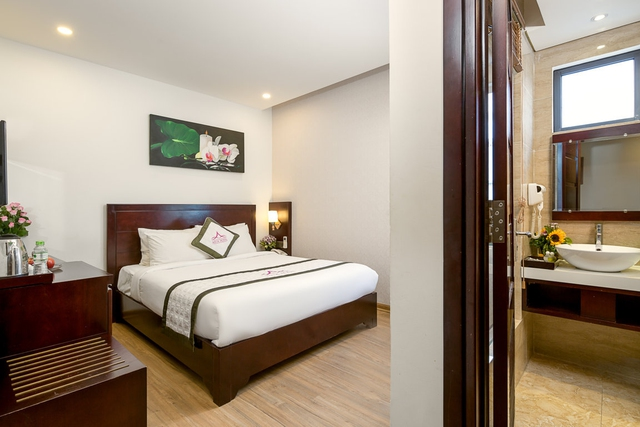 Aria Hotel 3,5* Đà Nẵng - 2 phút đi bộ đến biển Mỹ Khê - 8