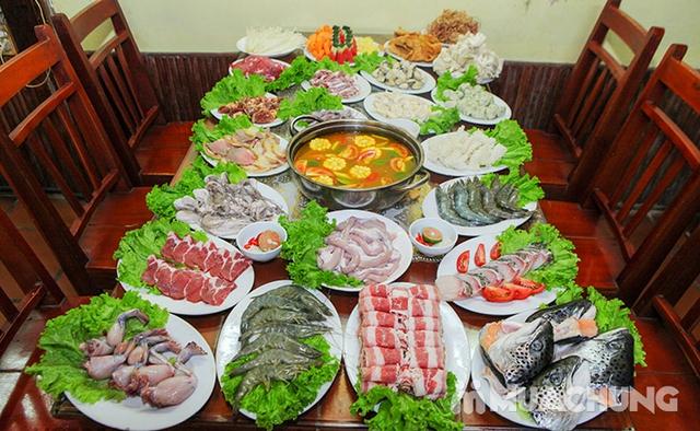 Buffet Lẩu không giới hạn nhiều món thơm ngon tại Nhà hàng Mộc Quán - 20