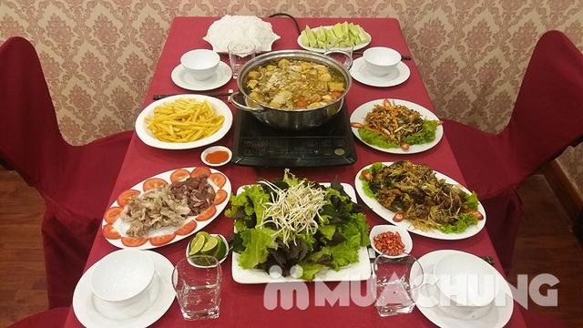 Đón gió lạnh với lẩu riêu cua bắp bò sườn sụn nhiều món tại Nhà hàng Sơn Lâm - 15