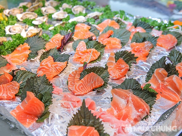 Deli Deli - Buffet Nướng Lẩu – Tặng kèm 36 món ăn chơi - Áp Dụng Tại Royal City  - 29