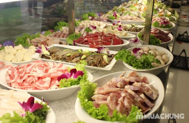 Deli Deli - Buffet Nướng Lẩu – Tặng kèm 36 món ăn chơi - Áp Dụng Tại Royal City  - 14