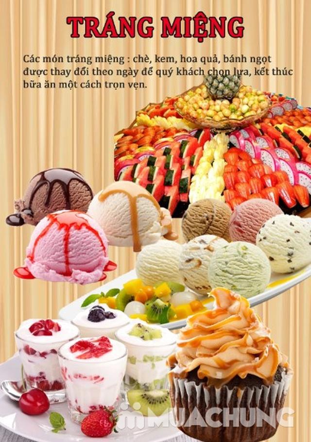 Deli Deli - Buffet Nướng Lẩu – Tặng kèm 36 món ăn chơi - Áp Dụng Tại Royal City  - 53