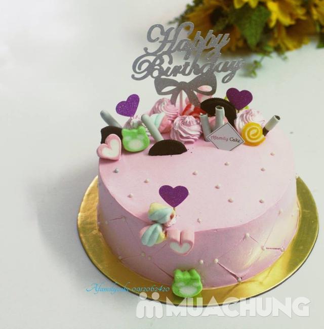 Voucher mua bánh kem tươi sinh nhật tuyệt hảo tại Afamilycake - 22