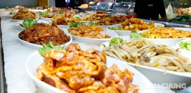 Deli Deli - Buffet Nướng Lẩu – Tặng kèm 36 món ăn chơi - Áp Dụng Tại Royal City  - 13
