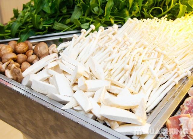 Deli Deli - Buffet Nướng Lẩu – Tặng kèm 36 món ăn chơi - Áp Dụng Tại Royal City  - 28