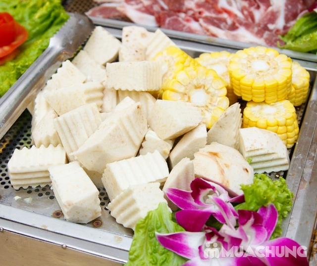 Deli Deli - Buffet Nướng Lẩu – Tặng kèm 36 món ăn chơi - Áp Dụng Tại Royal City  - 24