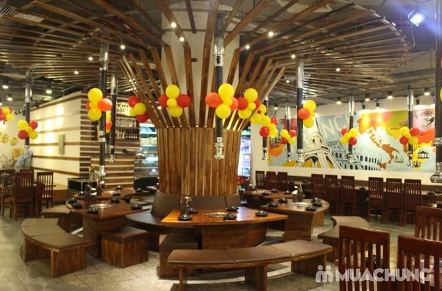 Deli Deli - Buffet Nướng Lẩu – Tặng kèm 36 món ăn chơi - Áp Dụng Tại Royal City  - 54