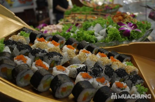 Deli Deli - Buffet Nướng Lẩu – Tặng kèm 36 món ăn chơi - Áp Dụng Tại Royal City  - 34