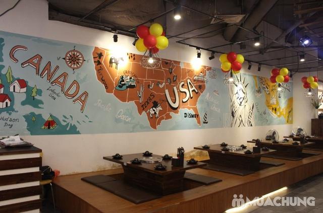 Deli Deli - Buffet Nướng Lẩu – Tặng kèm 36 món ăn chơi - Áp Dụng Tại Royal City  - 56