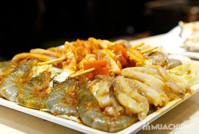 Deli Deli - Buffet Nướng Lẩu – Tặng kèm 36 món ăn chơi - Áp Dụng Tại Royal City  - 16