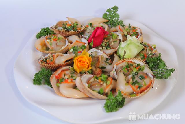 Buffet Hải Sản Tươi Ngon Đẳng Cấp Dedi Deli Seafood BBQ & Hot Pot Buffet - Times City - 1