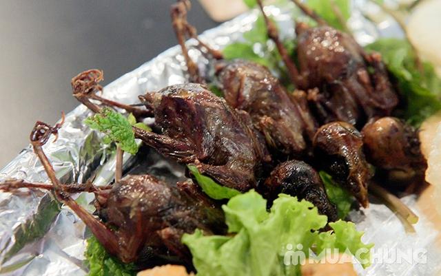 Mẹt chim to dần nhiều món đầy đặn tại Nhà hàng Lẩu Sauna Cường Thịnh - 20