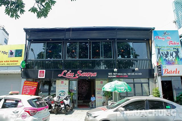 Mẹt chim to dần nhiều món đầy đặn tại Nhà hàng Lẩu Sauna Cường Thịnh - 22