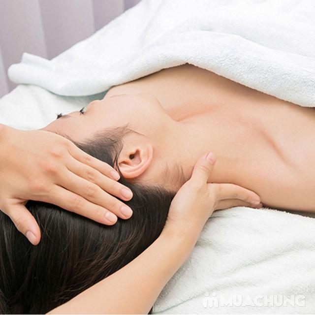 Massage cổ vai gáy xua tan mệt moi, giảm căng thẳng - Tặng mặt nạ mắt tại Eco Lilly Spa - 13