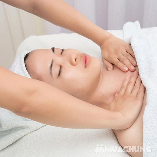 Massage cổ vai gáy xua tan mệt moi, giảm căng thẳng - Tặng mặt nạ mắt tại Eco Lilly Spa - 11
