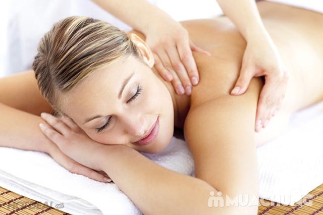 Massage cổ vai gáy xua tan mệt moi, giảm căng thẳng - Tặng mặt nạ mắt tại Eco Lilly Spa - 14