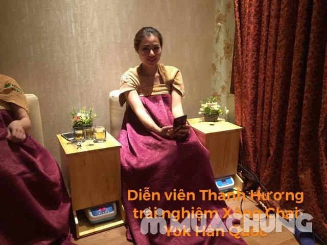 Chai -Yok xông phụ khoa Korea + uống trà tại Qeen's House - 6
