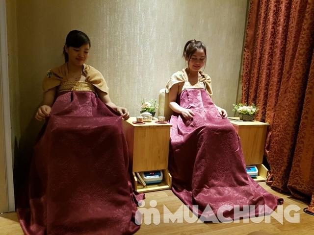 Chai -Yok xông phụ khoa Korea + uống trà tại Qeen's House - 8