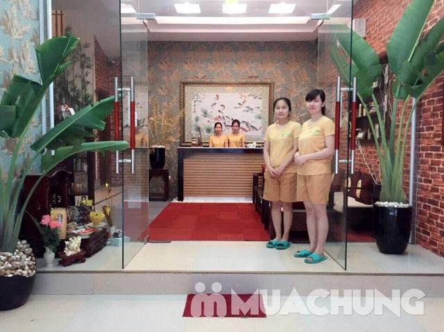 Chai -Yok xông phụ khoa Korea + uống trà tại Qeen's House - 9