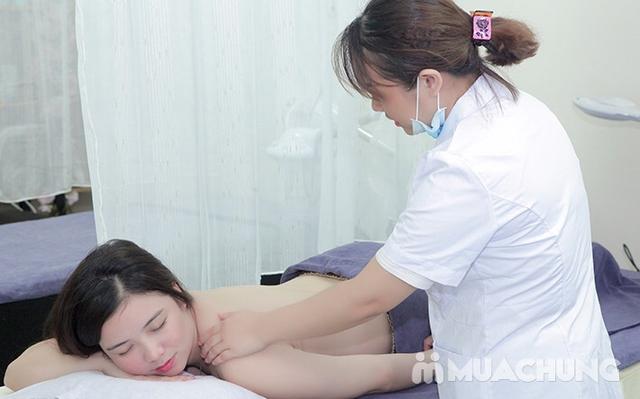 Massage Body đá nóng kết hợp chăm sóc da mặt chuyên sâu tại Spa An Nhi  - 14