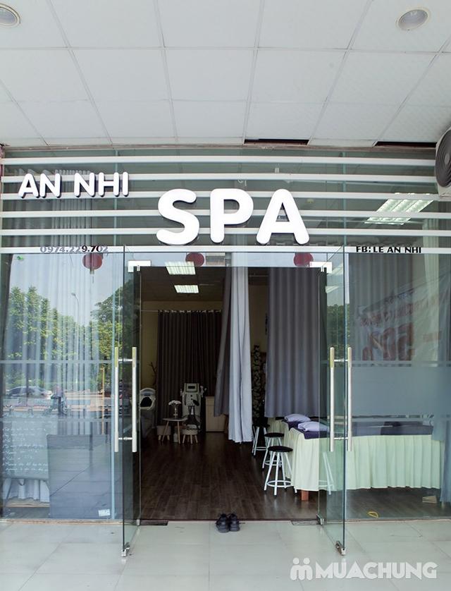 Massage Body đá nóng kết hợp chăm sóc da mặt chuyên sâu tại Spa An Nhi  - 20