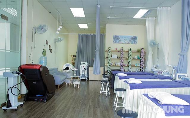 Massage Body đá nóng kết hợp chăm sóc da mặt chuyên sâu tại Spa An Nhi  - 22