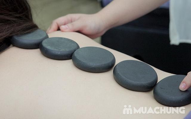 Massage Body đá nóng kết hợp chăm sóc da mặt chuyên sâu tại Spa An Nhi  - 12