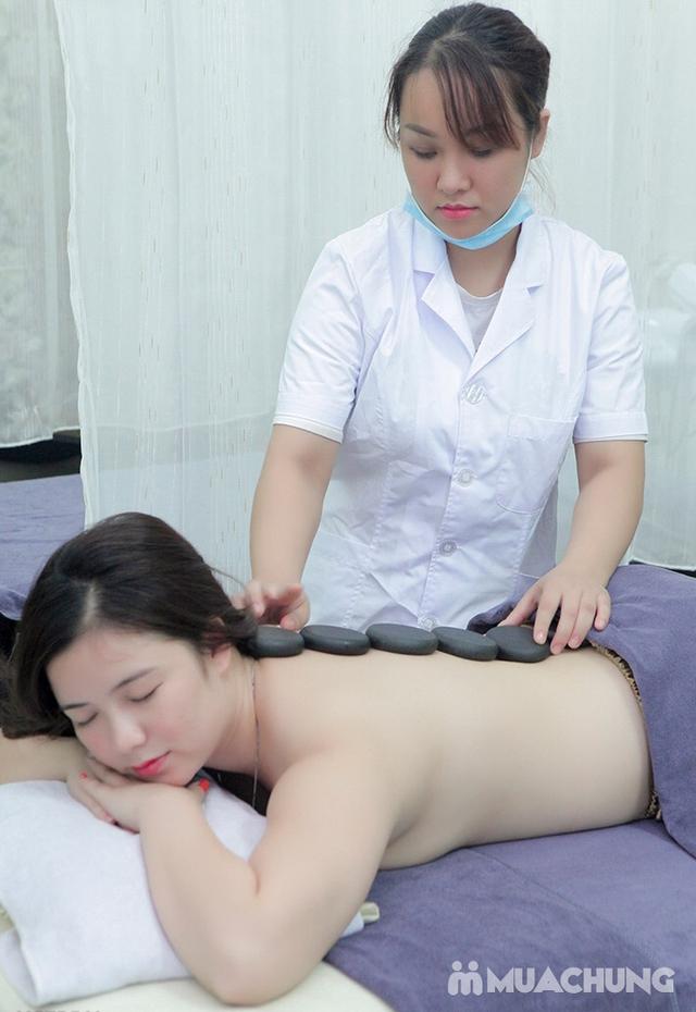 Massage Body đá nóng kết hợp chăm sóc da mặt chuyên sâu tại Spa An Nhi  - 16