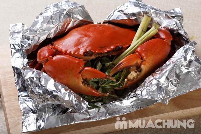 Voucher giảm giá tại NH QUEEN'S CRAB - Crab & Seafood Restaurant chuyên cua & hải sản phong cách Âu - 29