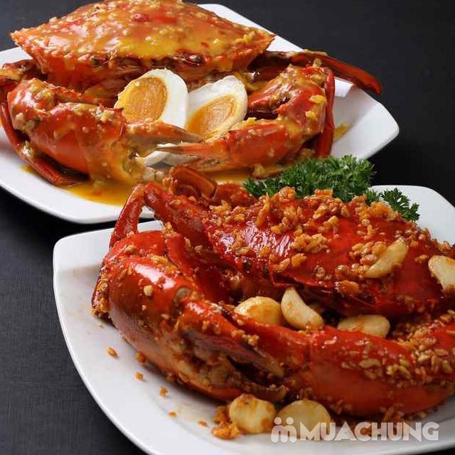 Voucher giảm giá tại NH QUEEN'S CRAB - Crab & Seafood Restaurant chuyên cua & hải sản phong cách Âu - 21