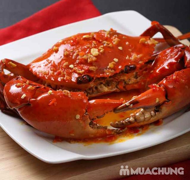 Voucher giảm giá tại NH QUEEN'S CRAB - Crab & Seafood Restaurant chuyên cua & hải sản phong cách Âu - 26