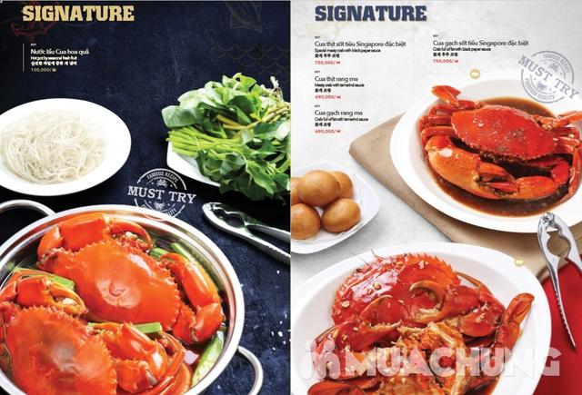 Voucher giảm giá tại NH QUEEN'S CRAB - Crab & Seafood Restaurant chuyên cua & hải sản phong cách Âu - 13