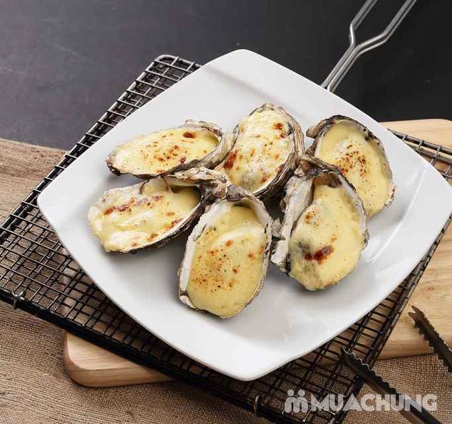 Voucher giảm giá tại NH QUEEN'S CRAB - Crab & Seafood Restaurant chuyên cua & hải sản phong cách Âu - 40