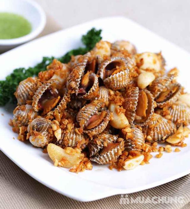 Voucher giảm giá tại NH QUEEN'S CRAB - Crab & Seafood Restaurant chuyên cua & hải sản phong cách Âu - 36