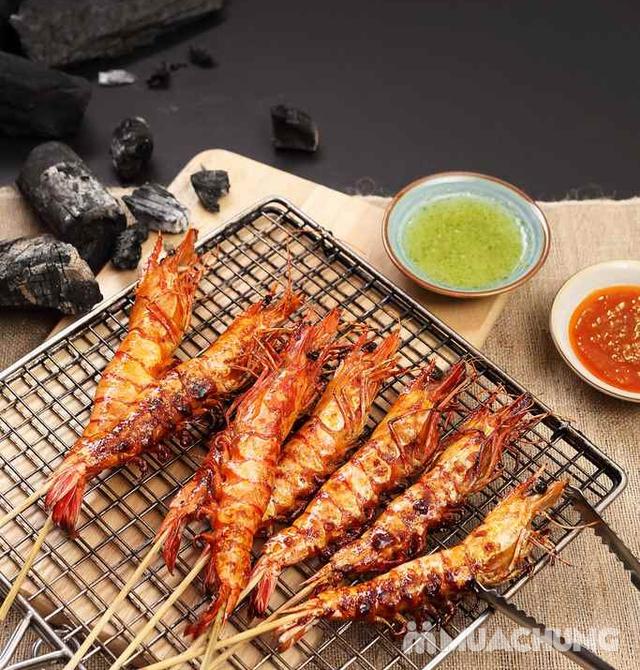 Voucher giảm giá tại NH QUEEN'S CRAB - Crab & Seafood Restaurant chuyên cua & hải sản phong cách Âu - 41