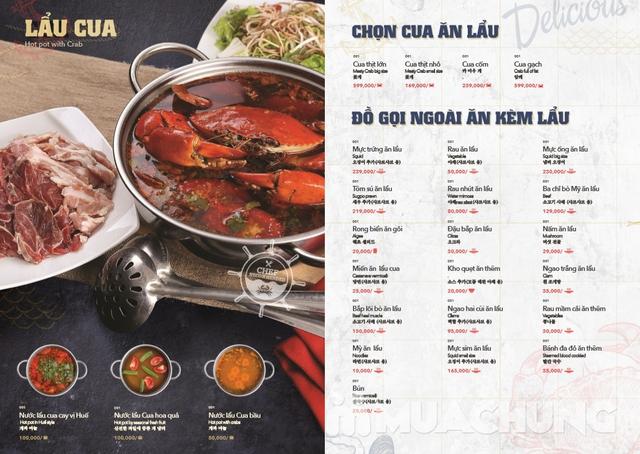 Voucher giảm giá tại NH QUEEN'S CRAB - Crab & Seafood Restaurant chuyên cua & hải sản phong cách Âu - 18