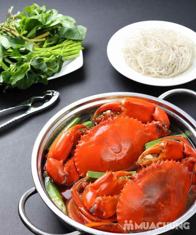Voucher giảm giá tại NH QUEEN'S CRAB - Crab & Seafood Restaurant chuyên cua & hải sản phong cách Âu - 22