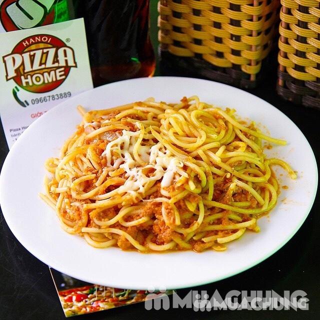 Combo Pizza + Mỳ ý hấp dẫn tại Pizza Home (3 cơ sở) - 7