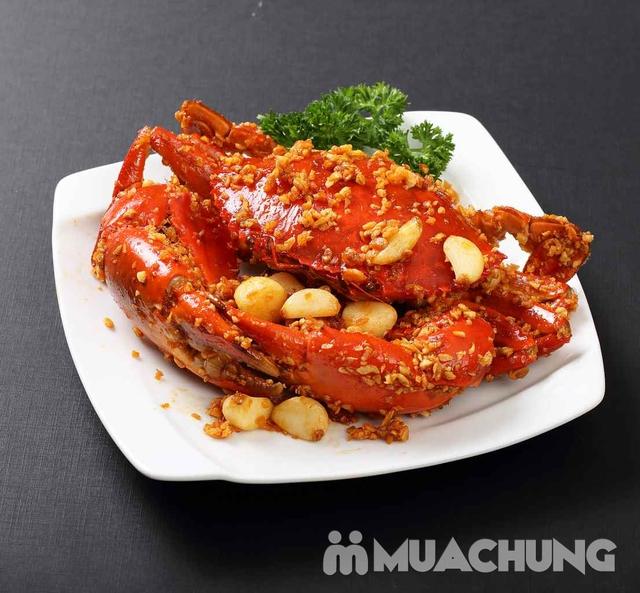 Voucher giảm giá tại NH QUEEN'S CRAB - Crab & Seafood Restaurant chuyên cua & hải sản phong cách Âu - 28