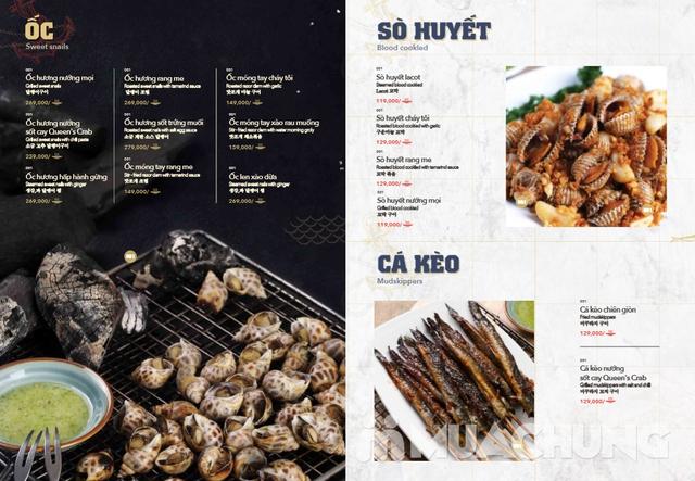 Voucher giảm giá tại NH QUEEN'S CRAB - Crab & Seafood Restaurant chuyên cua & hải sản phong cách Âu - 8
