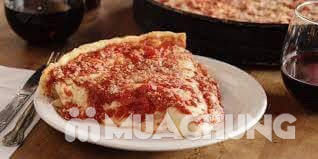 Pizza nhân nhồi nhiều vị tại Pizza Home - 4