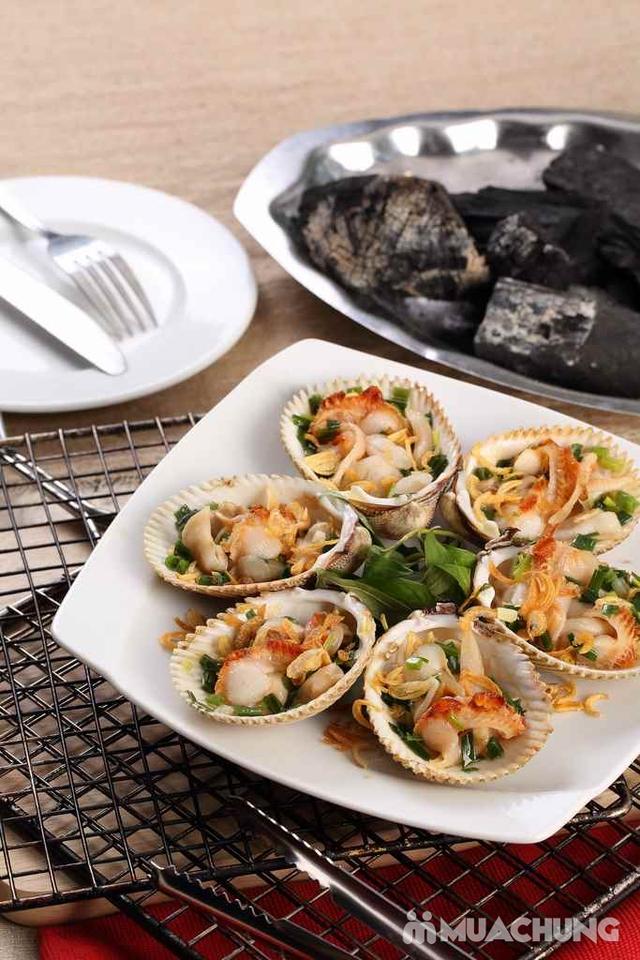 Voucher giảm giá tại NH QUEEN'S CRAB - Crab & Seafood Restaurant chuyên cua & hải sản phong cách Âu - 43