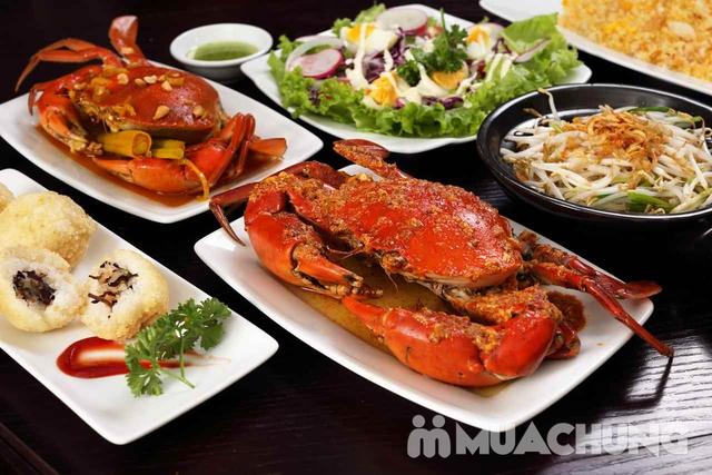Voucher giảm giá tại NH QUEEN'S CRAB - Crab & Seafood Restaurant chuyên cua & hải sản phong cách Âu - 33