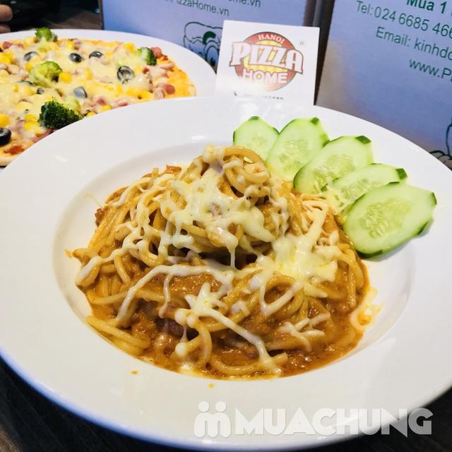 Combo Pizza + Mỳ ý hấp dẫn tại Pizza Home (3 cơ sở) - 6